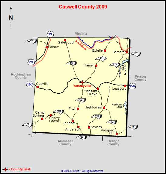 Caswell County